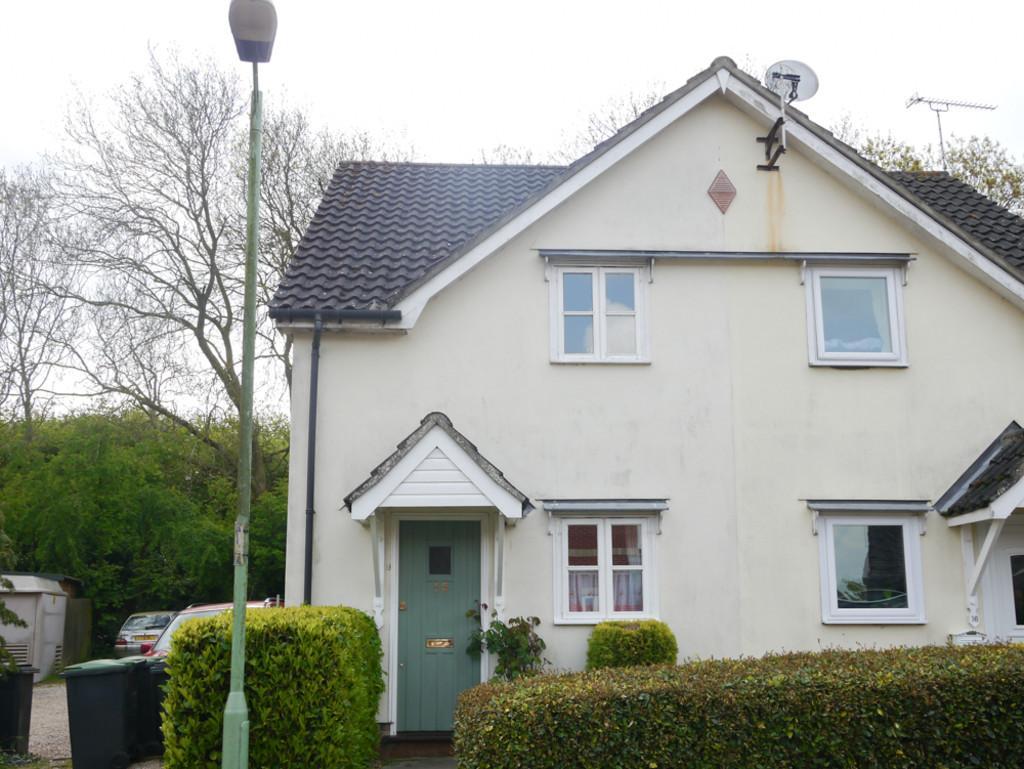 2 Bedrooms Semi Detached House for sale in Deben Rise, Debenham, Suffolk