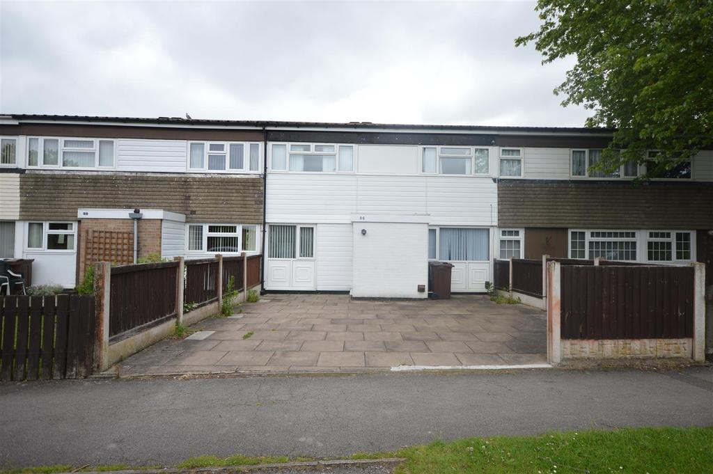 4 Bedrooms Terraced House for sale in Berwicks Lane, Marston Green