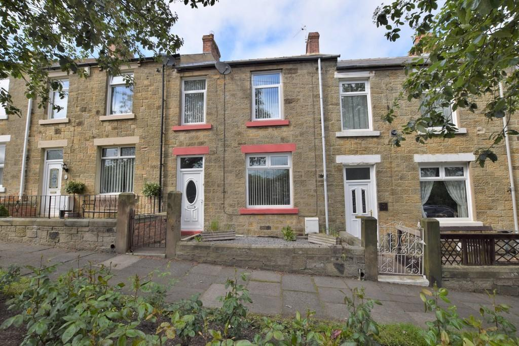 3 Bedrooms Terraced House for sale in Loud Terrace, Greencroft, Stanley