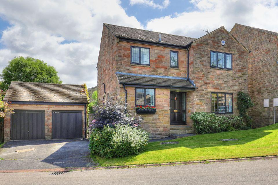 4 Bedrooms Detached House for sale in 1 Scarlett Oak Meadow, Stannington, Sheffield S6 6FE