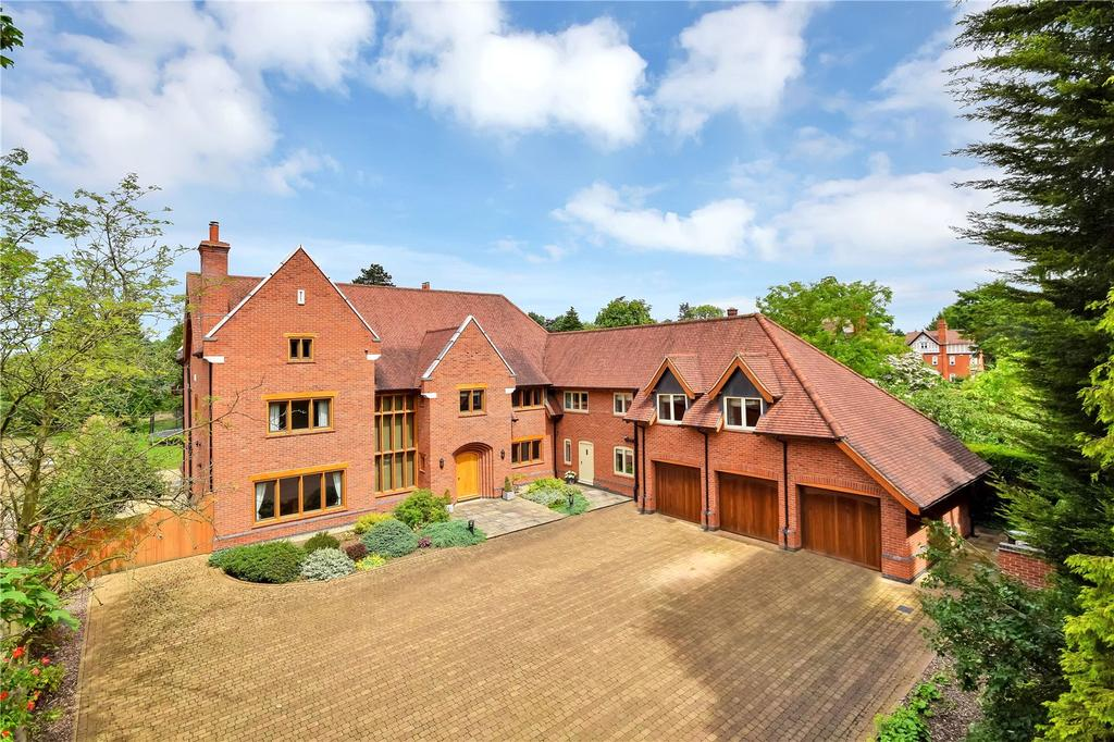 6 Bedrooms Detached House for sale in The Ridgeway, Rothley, Leicester