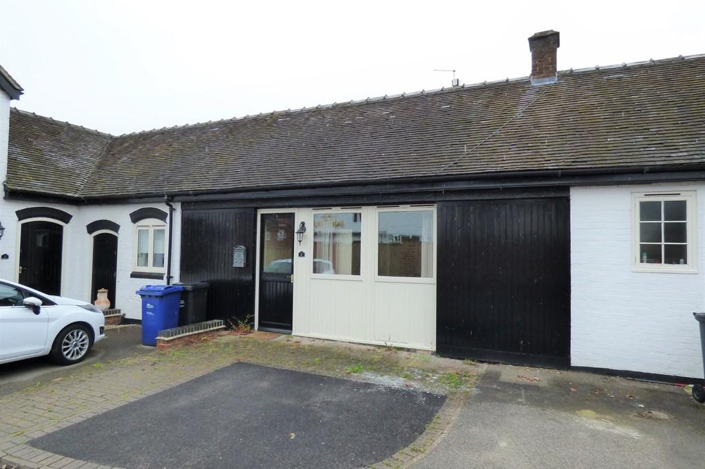 1 Bedroom Barn Conversion Character Property for sale in Bagot Street, Abbots Bromley