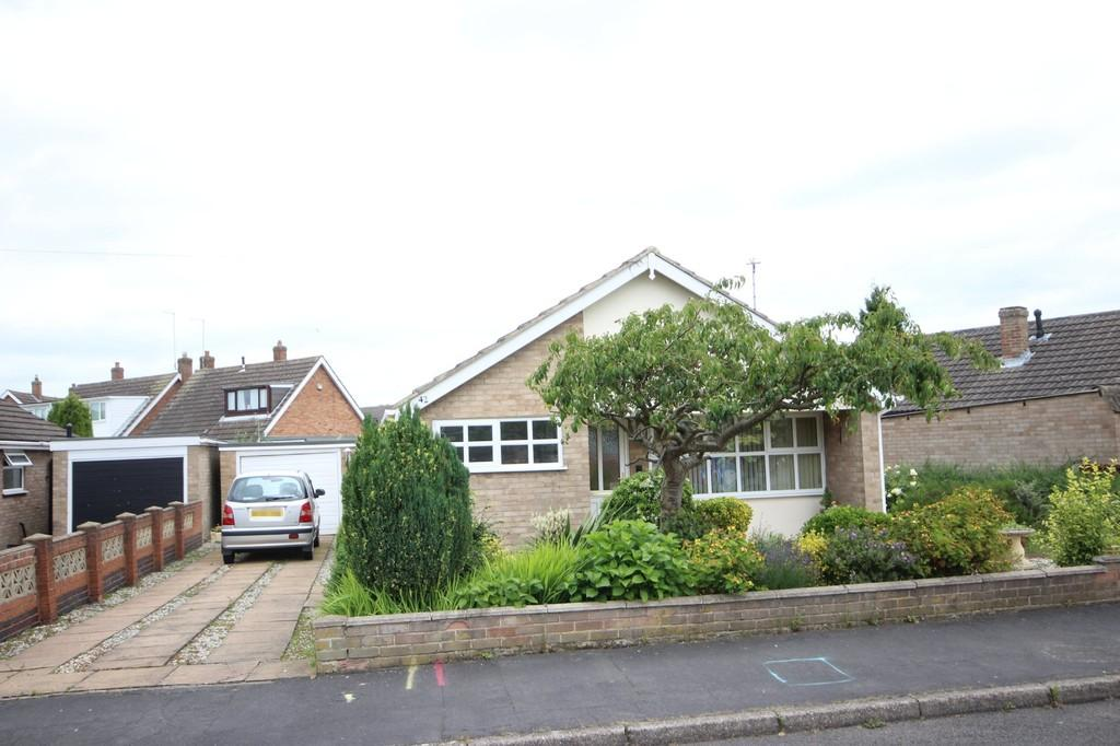 3 Bedrooms Detached Bungalow for sale in Wordsworth Way, Measham