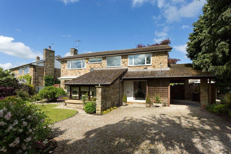 2 Bedrooms Detached House for sale in Carr Lane, Escrick, York, YO19