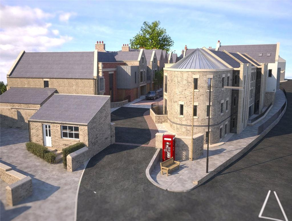 2 Bedrooms Apartment Flat for sale in The Denniston, 13 The Orchard, Richmond, North Yorkshire, DL10