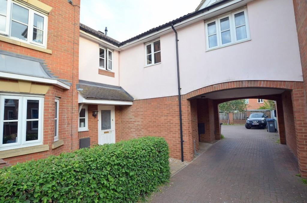 3 Bedrooms Terraced House for sale in Masterson Grove, Kesgrave