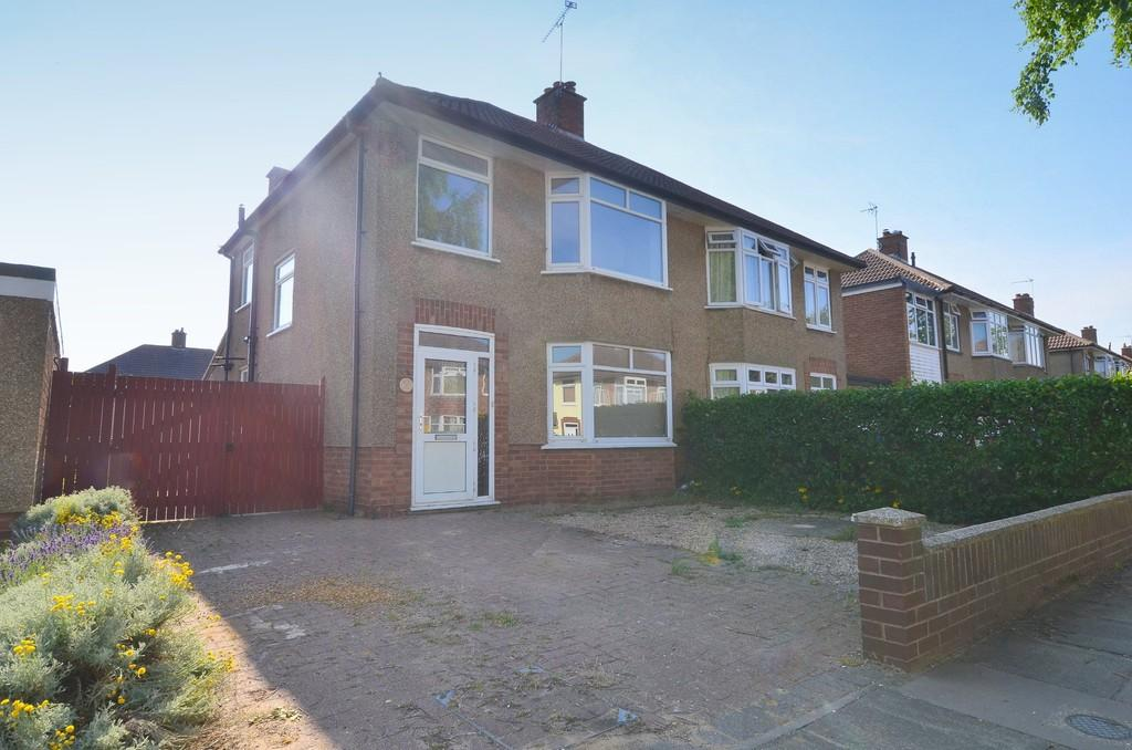 3 Bedrooms Semi Detached House for sale in Adelaide Road, Ipswich