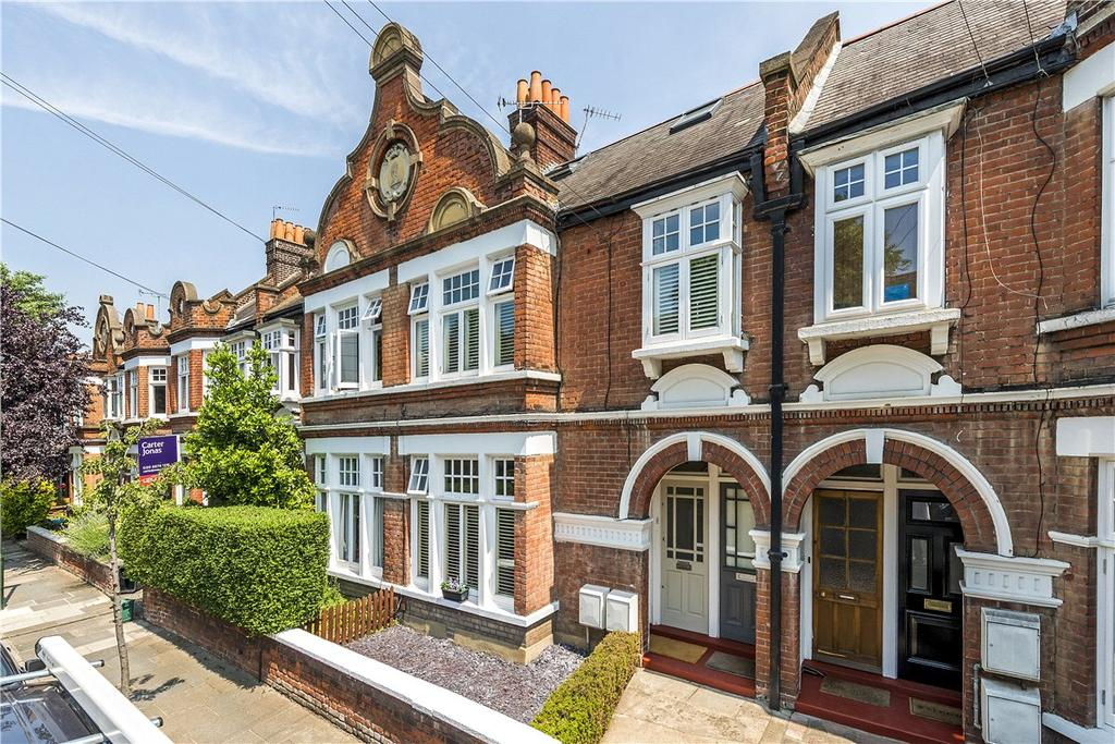 2 Bedrooms Maisonette Flat for sale in Cowley Road, London, SW14