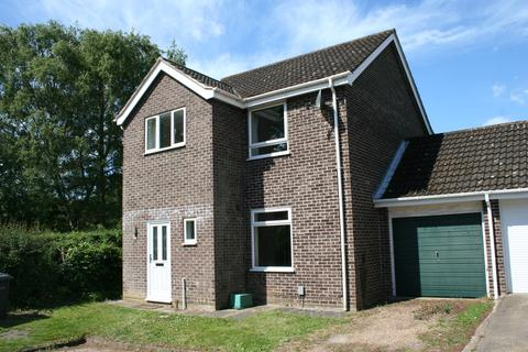 3 bedroom detached house for sale - ABINGER WAY, NORWICH NR4