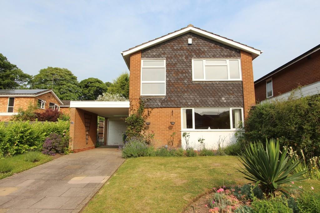 4 Bedrooms Link Detached House for sale in Weston Close, Dorridge