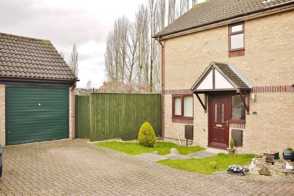 2 Bedrooms End Of Terrace House for sale in Olive Grove, Swindon