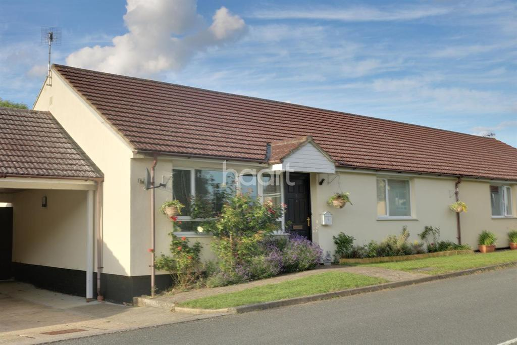 2 Bedrooms Bungalow for sale in Bobbys Way, Stanton