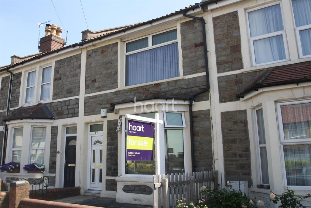 3 Bedrooms Terraced House for sale in Berkeley Road