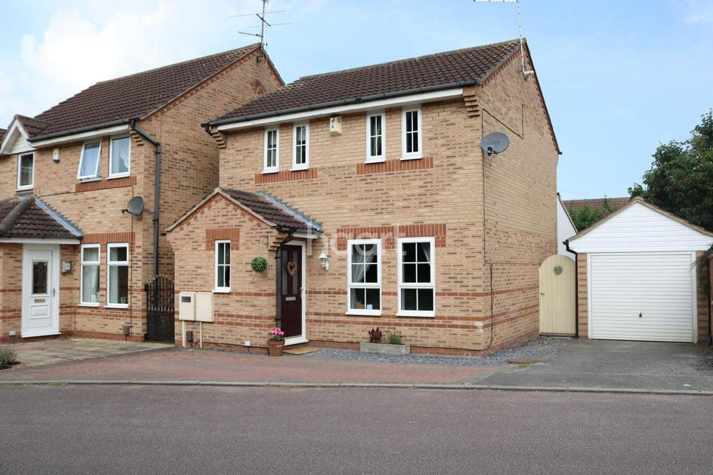 3 Bedrooms Detached House for sale in Southfield, Balderton