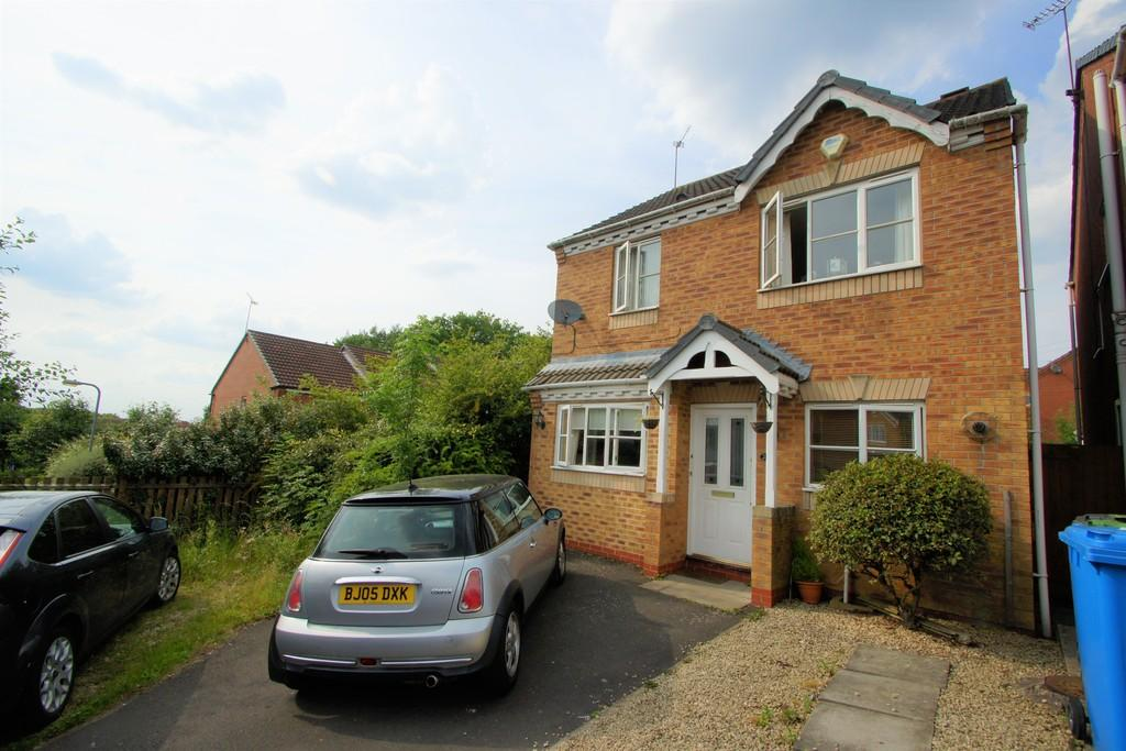 3 Bedrooms Detached House for sale in Teddesley Way, Huntington