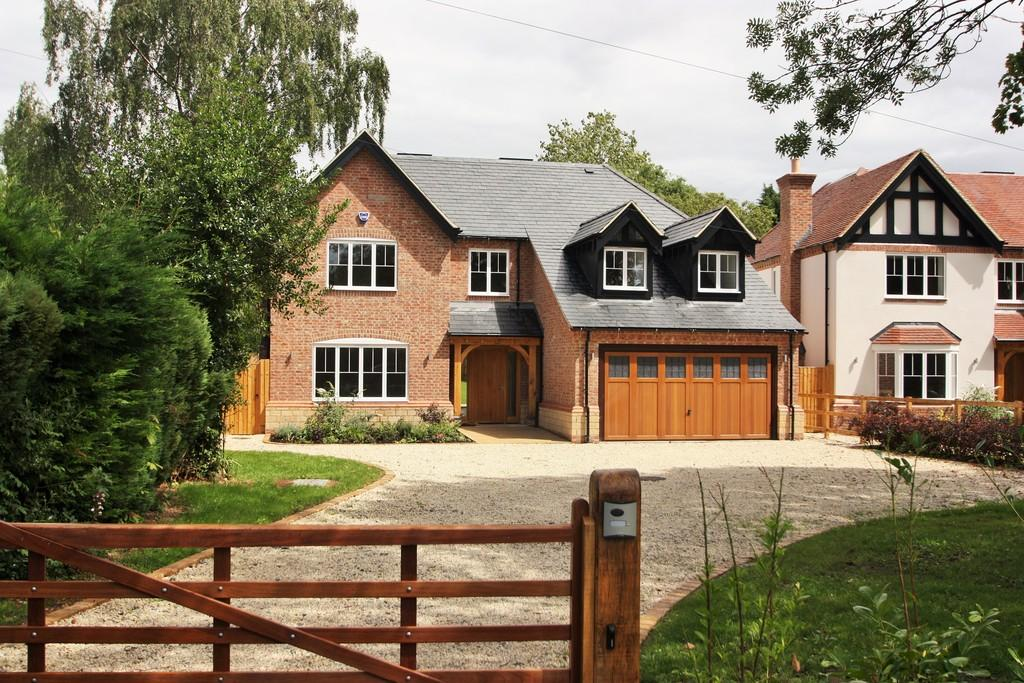5 Bedrooms Detached House for sale in Birch House, High Street, Welford on Avon