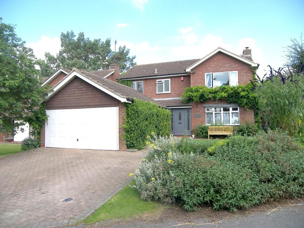 4 Bedrooms Detached House for sale in Belle Vue Terrace, Hampton-in-Arden
