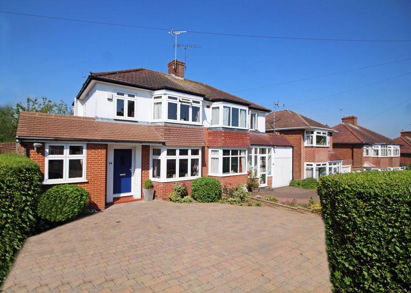 3 Bedrooms Semi Detached House for sale in Tandridge Gardens, Sanderstead, Surrey