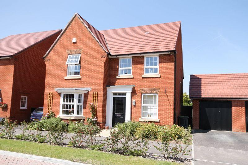 4 Bedrooms Detached House for sale in Poppy Way, Denvilles