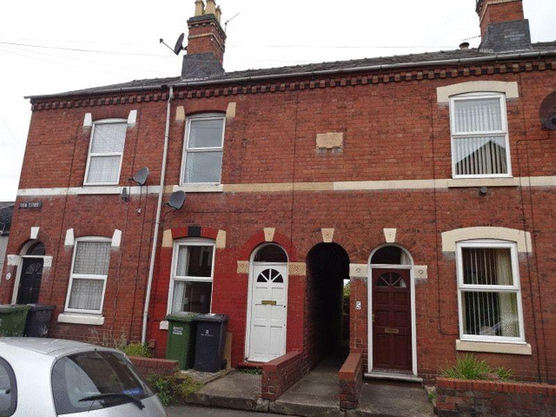 3 Bedrooms Terraced House for sale in Lea Street, Kidderminster DY10 1SW