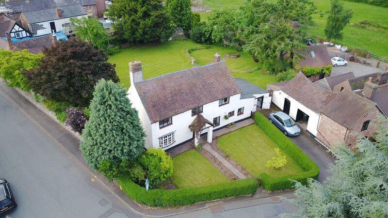 3 Bedrooms Detached House for sale in Vicarage Bank, Alveley, Bridgnorth WV15 6NB
