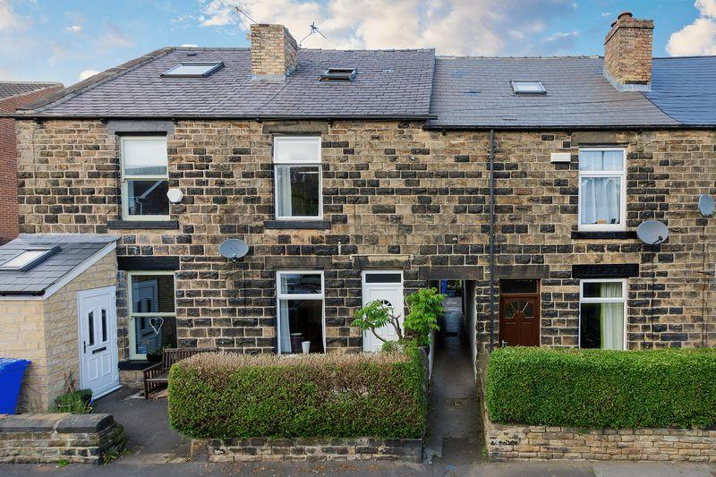 4 Bedrooms Terraced House for sale in Stannington View Road, Crookes, Sheffield, S10 1SS