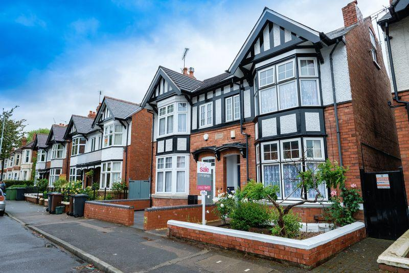 5 Bedrooms Semi Detached House for sale in Paget Road, Wolverhampton