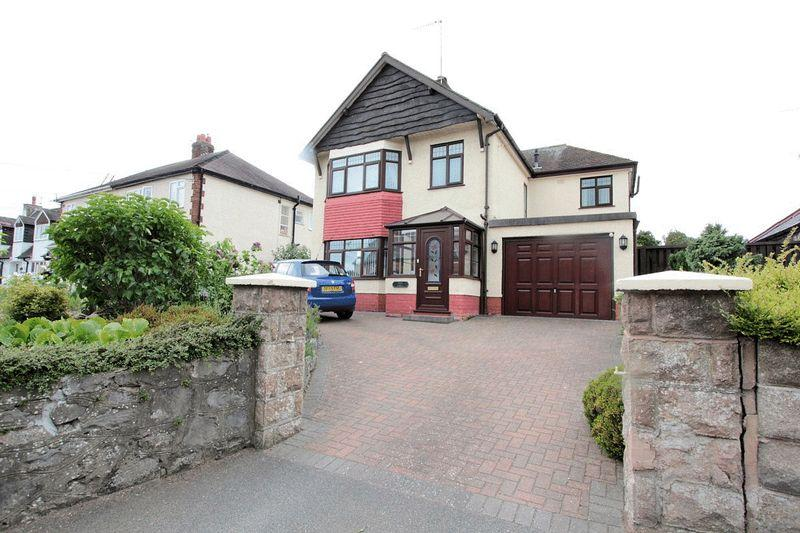 4 Bedrooms Detached House for sale in Princes Road, Rhuddlan