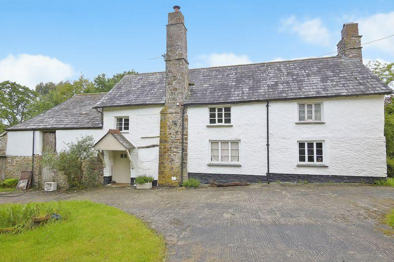5 Bedrooms Farm House Character Property for sale in Foxhole, Beaworthy
