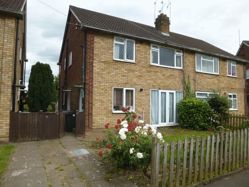 2 Bedrooms Apartment Flat for sale in Dillam Close, Longford, Coventry