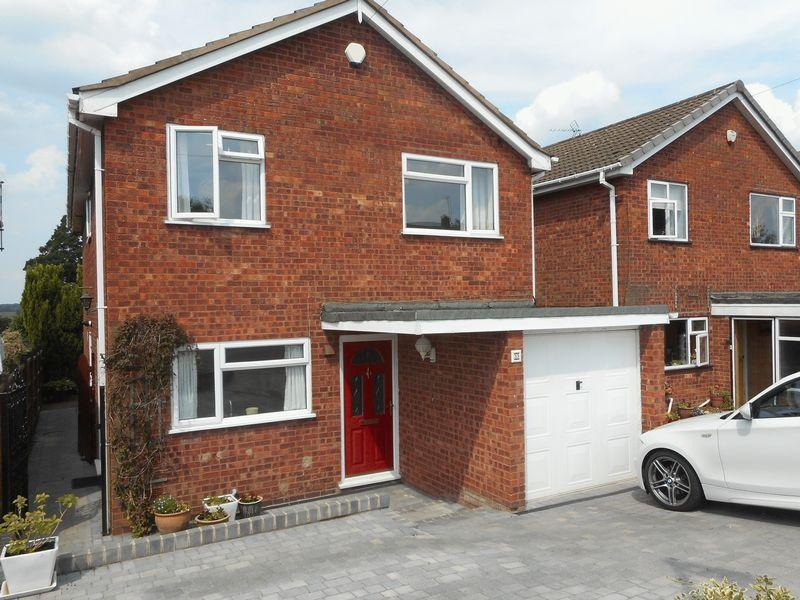 4 Bedrooms Detached House for sale in Nuthurst Crescent, Nuneaton