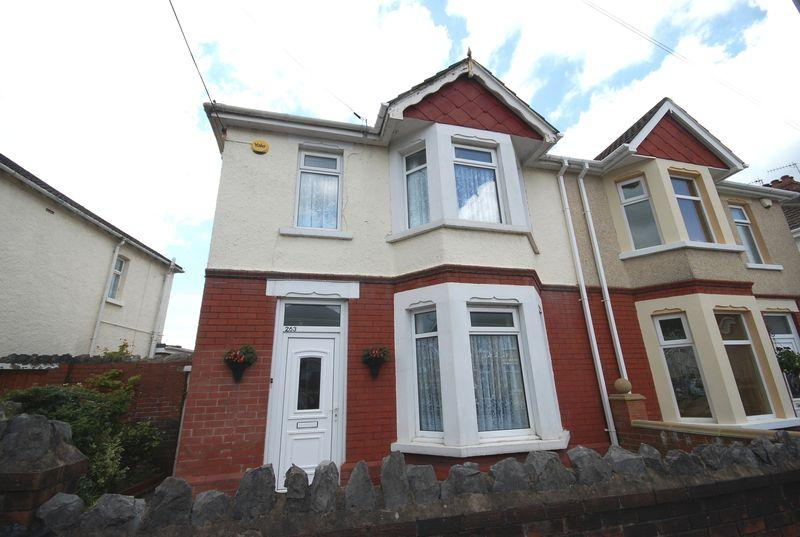 3 Bedrooms Semi Detached House for sale in 263 Old Road, Briton Ferry, Neath, SA11 2EY