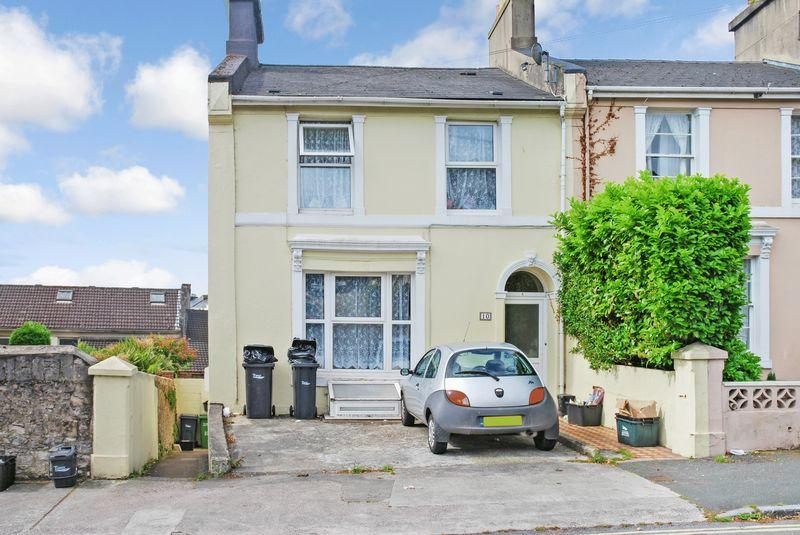 4 Bedrooms Terraced House for sale in Hatfield Road, Torquay