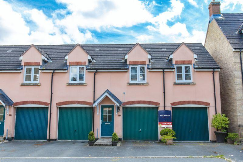2 Bedrooms Semi Detached House for sale in Elms Meadow, Winkleigh