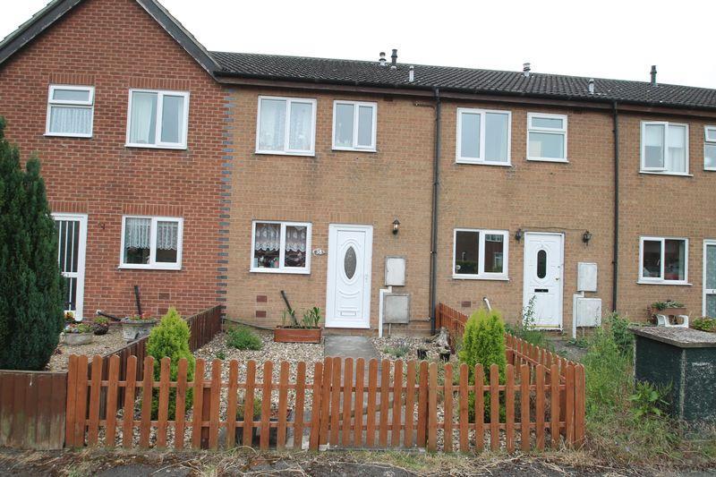 2 Bedrooms Terraced House for sale in Medlock Crescent, Spalding