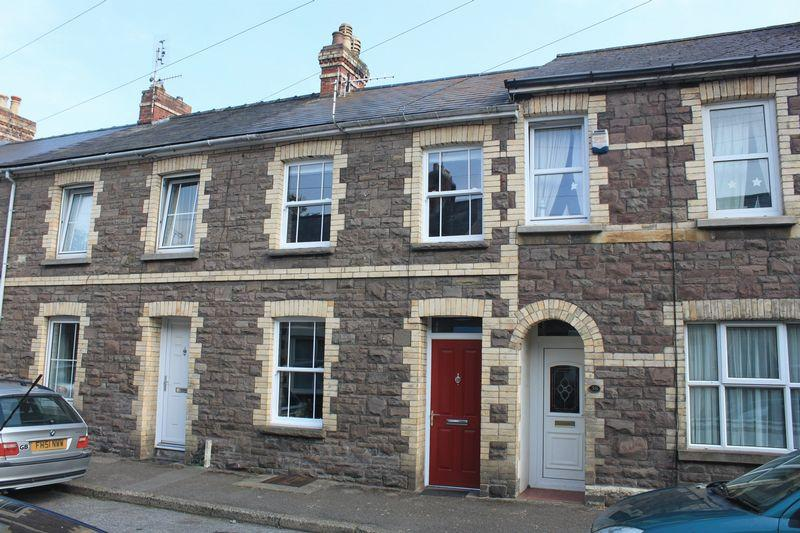 2 Bedrooms Terraced House for sale in Stanhope Street, Abergavenny