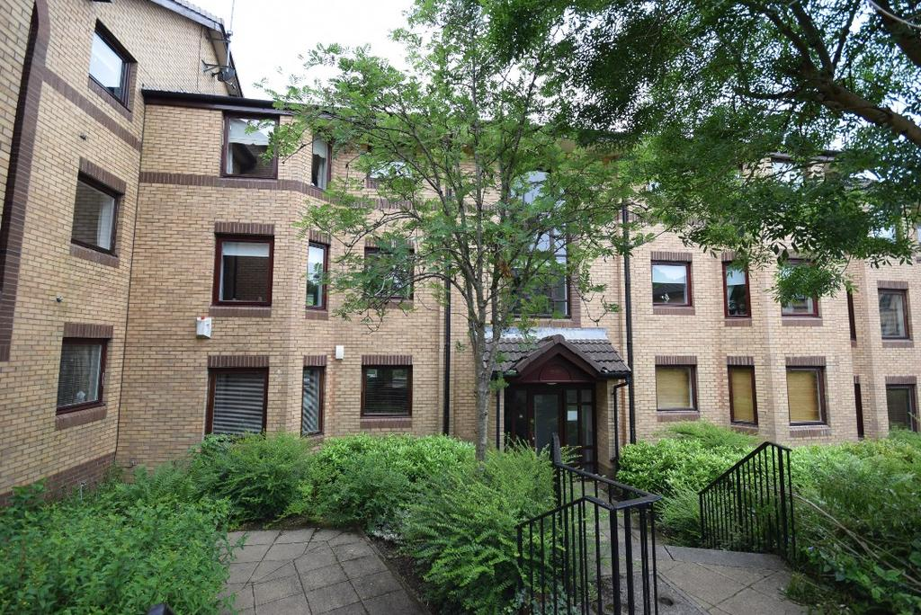 3 Bedrooms Flat for sale in Riverside Gardens, Busby, Glasgow, G76 8EP