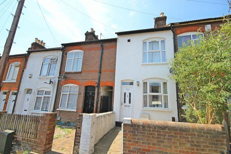 2 Bedrooms Terraced House for sale in Salisbury Road, Luton