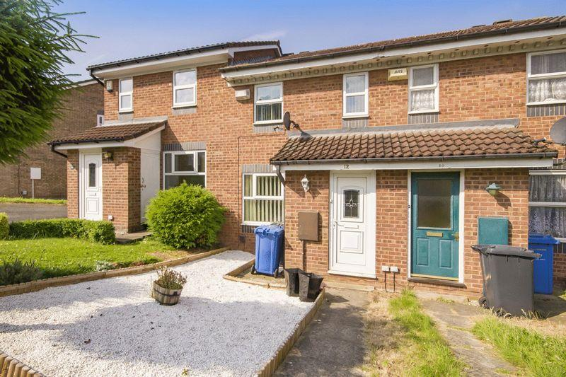 2 Bedrooms Terraced House for sale in KEYHAVEN CLOSE, DERWENT HEIGHTS