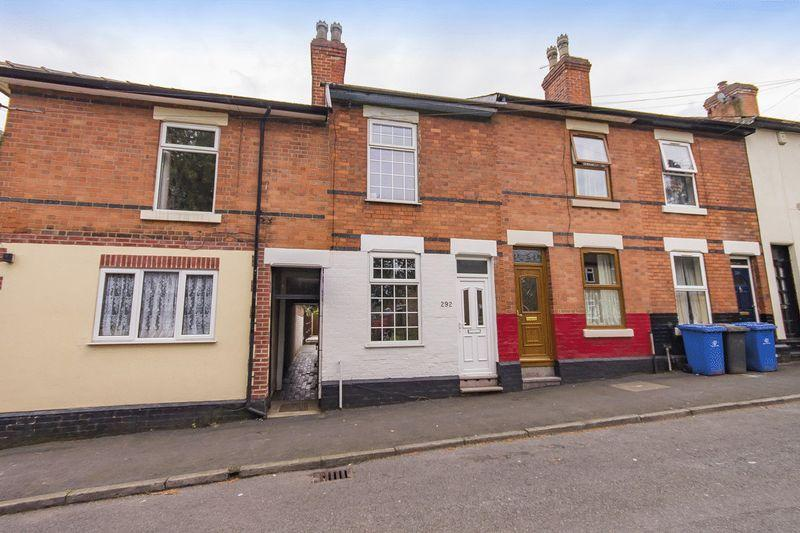 2 Bedrooms Semi Detached House for sale in STOCKBROOK STREET, DERBY