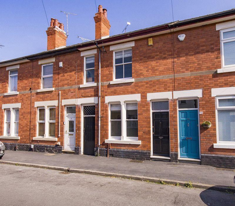 2 Bedrooms Terraced House for sale in LONGFORD STREET, DERBY