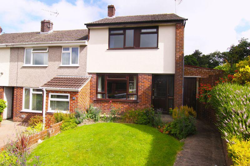 3 Bedrooms End Of Terrace House for sale in Pikes Mead, OKEHAMPTON