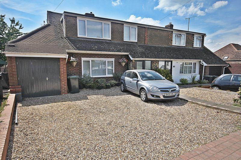 3 Bedrooms Semi Detached House for sale in High Street, Flitwick