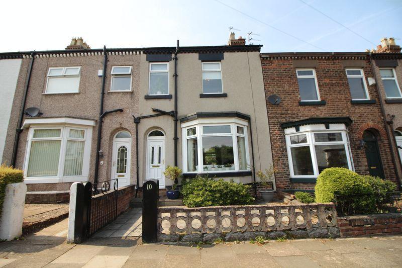 3 Bedrooms Terraced House for sale in Birch Road, Bebington