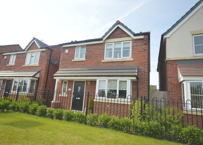 3 Bedrooms Detached House for sale in Jubilee Avenue, Broadgreen