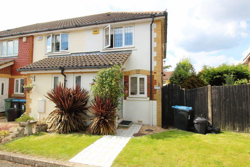 2 Bedrooms End Of Terrace House for sale in HAMBLEDON PARK, CATERHAM ON THE HILL