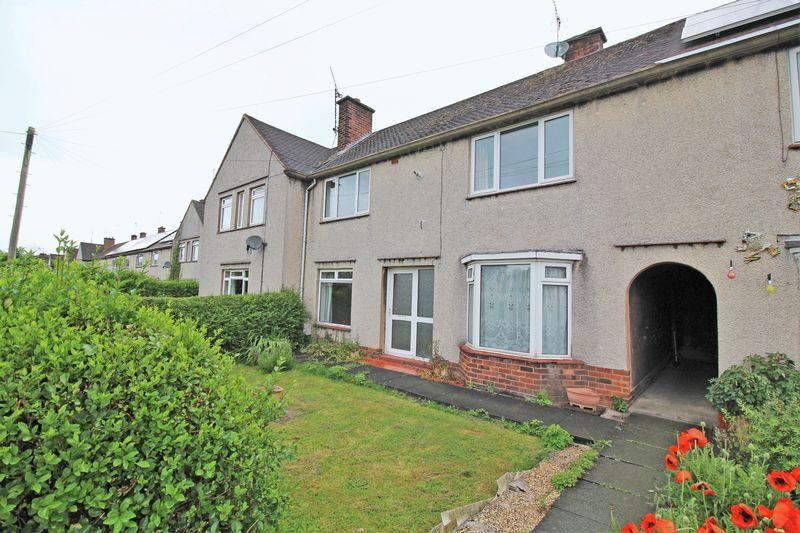 3 Bedrooms Terraced House for sale in Princess Avenue, Chirk