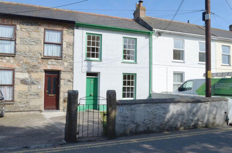 3 Bedrooms Terraced House for sale in Trelissick Road, Hayle