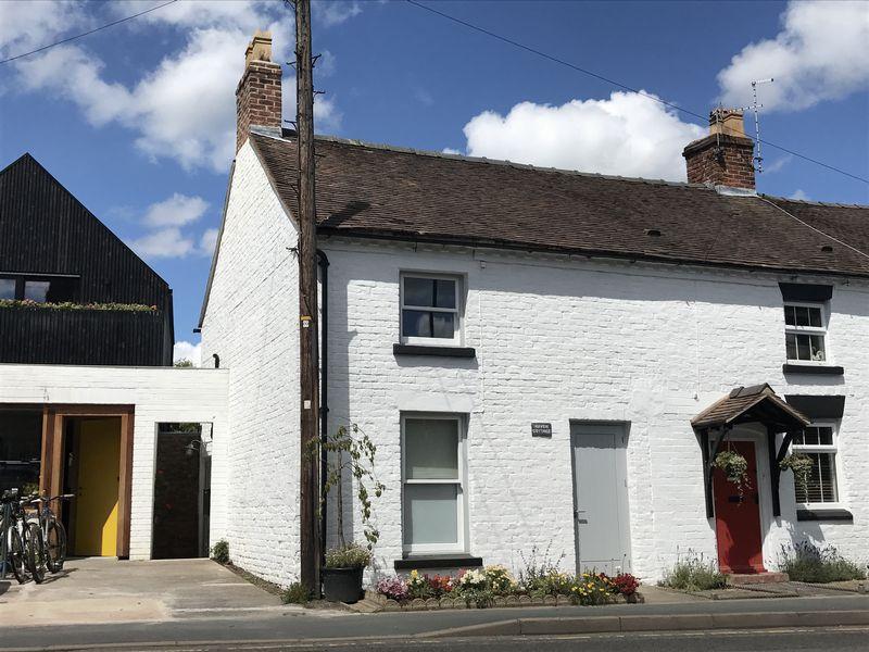 2 Bedrooms Terraced House for sale in Longden Road, Belle Vue, Shrewsbury, SY3 7HS