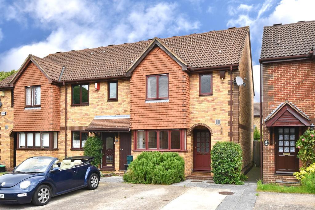 3 Bedrooms Semi Detached House for sale in Sheridan Way, Beckenham, BR3